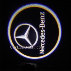 E260L、300L、450L Mercedes-Benz E(W212)Laser lamp Car Door Ghost Shadow Welcome Projector Led Lights