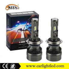 KEEN DC 9-16V 35W H7 Led Headlight Bulbs 4000lm Car Fog Lamp H4 H11 9005 9006