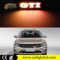 KEEN DC 12V Led Logo Light GTI Emblem Lights fit for car grille